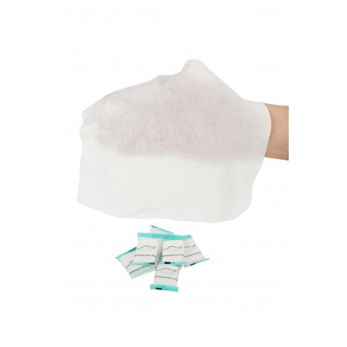 Прессованные полотенца